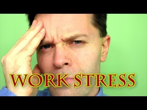 Understanding Work Stress, Productivity & Heath Care Crisis, Adrenaline Nation Part 2 Peter McCarthy