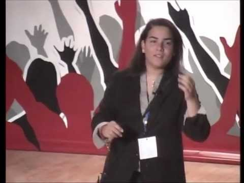 "TEDxYouth@TheNile - Malak Saleh ""We owe ourselves some challenges in Life"""