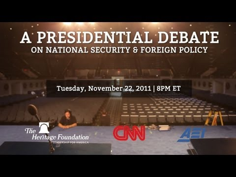 The Making of a Presidential Debate: Exclusive Behind-the-Scenes Video