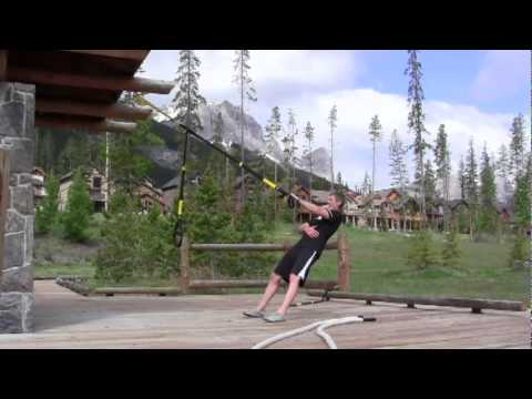 TRX® Battling Rope Boot Camp