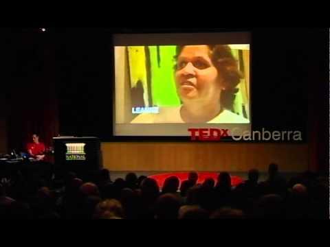 TEDxCanberra - Liz Dawson - Housing the homeless