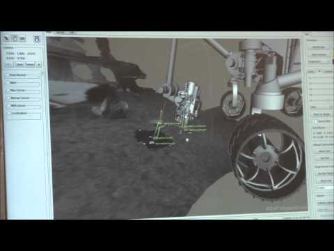 Robotic Arm Target Practice