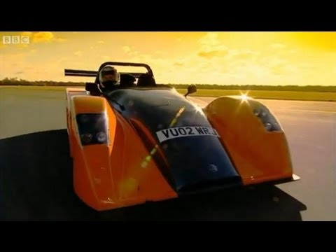Top Gear - Westfield vs Zonda - BBC
