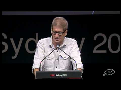 TEDxSydney - Greig Pickhaver - Sport & Community. Making the Serious Trivial & the Trivial Serious