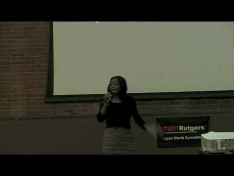 TEDxRutgers - Nadine Alexandre - 04/07/10