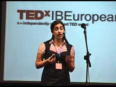 TEDxIBEuropeanSchool - Mariam Katsanashvili - Reintegration of IDP kids into Georgian society