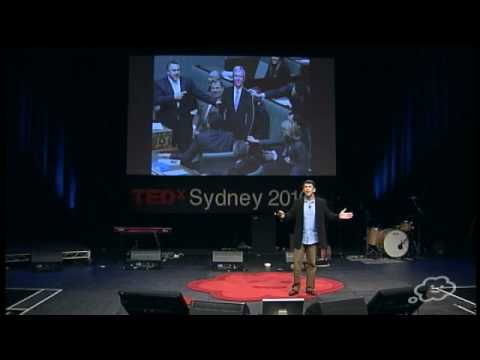 TEDxSydney - Michael Wesley - Passion, Politics & Fear