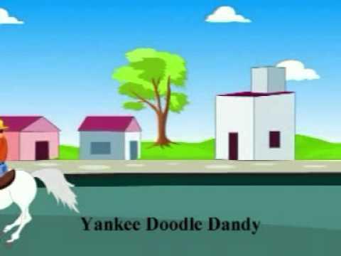 Nursery Rhymes - Yankee Doodle