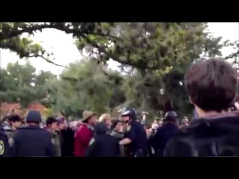 UC Davis Officials Under Fire Amid Outrage Over \'Occupy\' Pepper Spraying