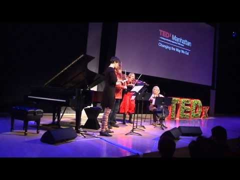 "TEDxManhattan - ETHEL - Mark Stewart's ""To Whom It May Concern, Thank You"""