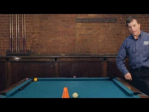 Pool Trick Shots / TV Shots: Twisted Three-Rail Juggle