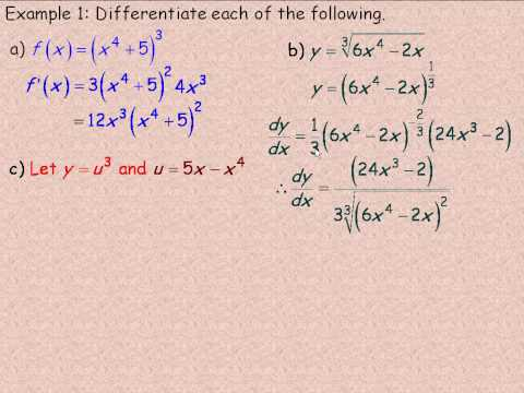 The Chain Rule Part 2.avi