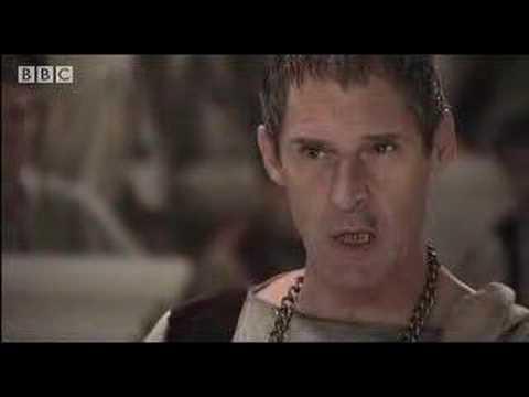 New Roman battle plan - BBC