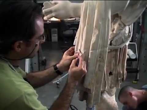 Statue of an Emperor: A Conservation Partnership