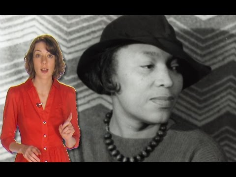 Their Eyes Were Watching God INTRO! -- Zora Neale Hurston... from 60second Recap®