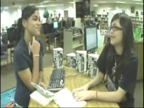 Texas Teens 4 Libraries