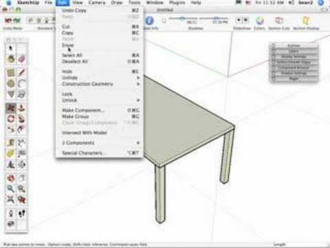 The Sketchup Show #3: Digital Woodworking (Pt.1)