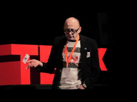 TEDxRheinMain - Marcus Brown - A Change of Story