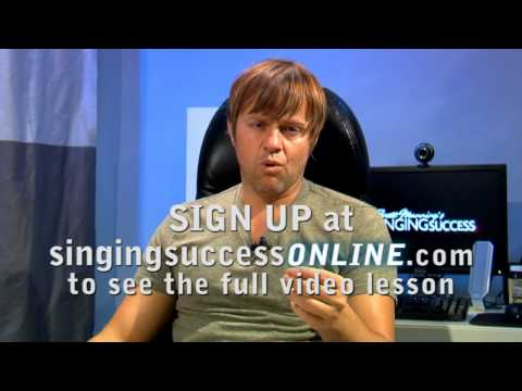 Singing Lessons - How to Sing - Morning Vocal Warm Up