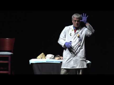 TEDxNASA - Dr. Paul Aravich - 11/20/09