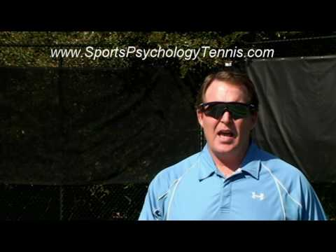 Tennis Confidence Video 4: Improve Confidence in Tournaments