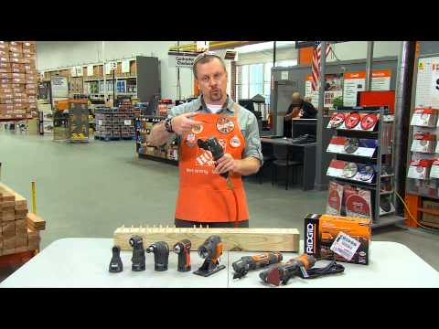 Ridgid Pneumatic Air Job Max - The Home Depot