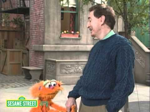 Sesame Street: Different Street