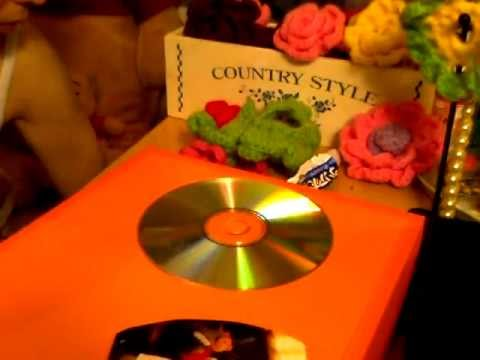 Old Cd And Crochet