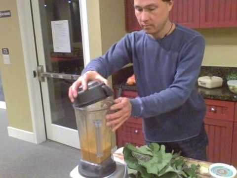 Raw Foods Recipe -  Four Quick and Easy Salad Dressings and Salad Alternatives
