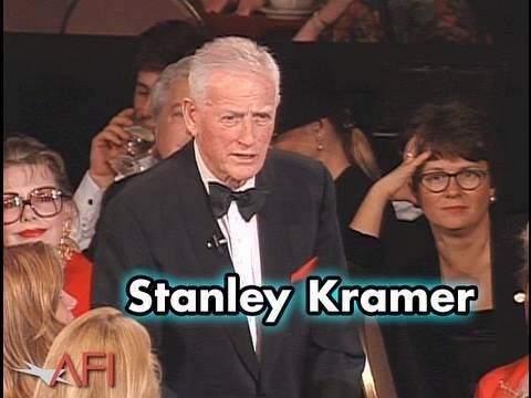 Stanley Kramer Salutes Sidney Poitier at AFI Life Achievement Award