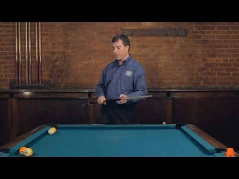Pool Trick Shots / Advanced Shots: Rocket Masse