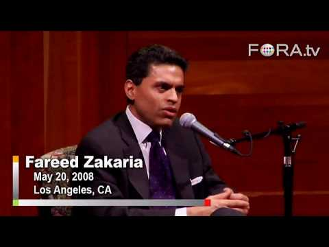 Overcoming Our Fear of Terrorism - Fareed Zakaria