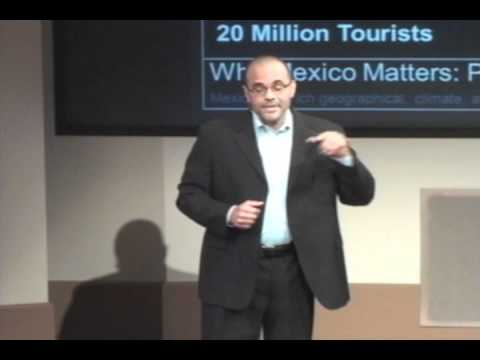 Why Mexico Matters: David Shirk at TEDxSanDiegoChange
