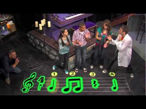 Writing Rhythms Episode #11 Preview - Quaver's Marvelous World of Music