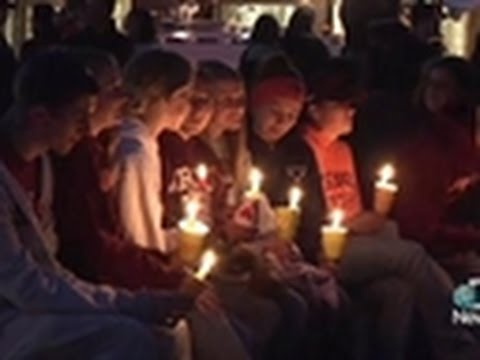 School Tragedy Brought Home Online