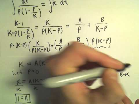 The Logistic Equation and the Analytic Solution