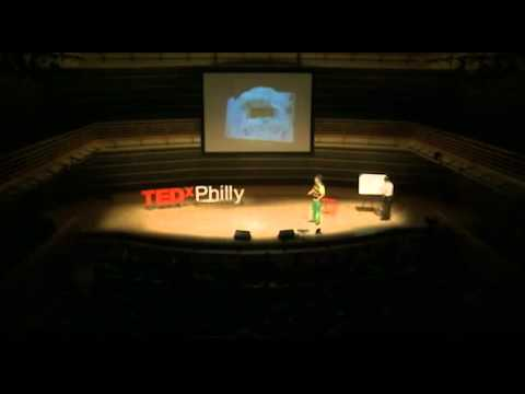 TEDxPhilly - Stephen Powers - Urban love letters