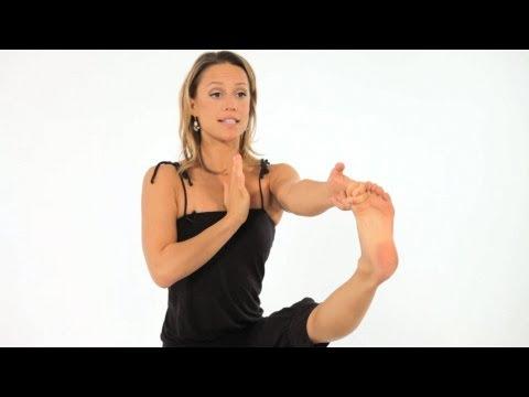 Standing Big Toe Pose | How to Do Yoga