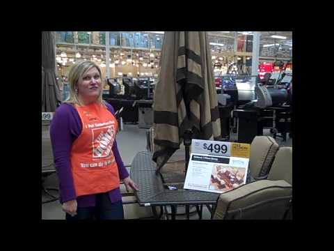 What's New in Outdoor Living + Entertaining - The Home Depot