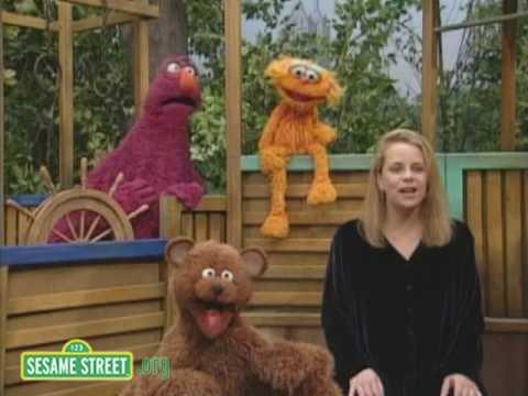 Sesame Street: I'm Really Glad I'm Me
