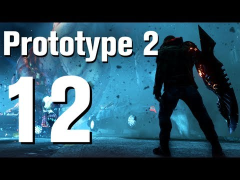 Prototype 2 Walkthrough Part 12 - Salvation [No Commentary / HD / Xbox 360]