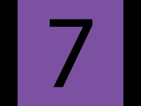 Skip Counting By 7 Song - Beginner