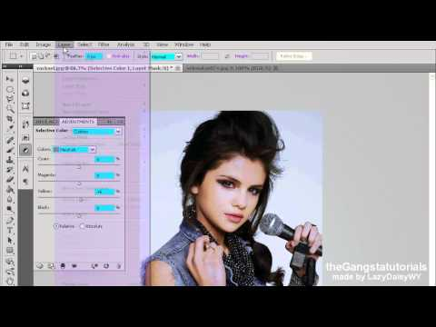 Photoshop Tutorial || How to Make And Upload your own Actions