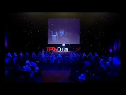 TEDxDubai 2011 | Illac Diaz | Lighting up the world one bottle at a time