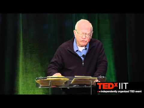 TEDxIIT - James Stone - The End of the Age of Entitlement