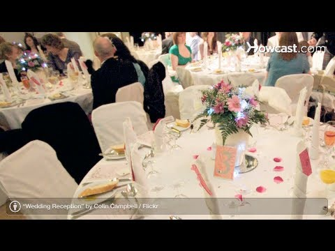 Wedding Reception: How to Choose Wedding Dinner Songs