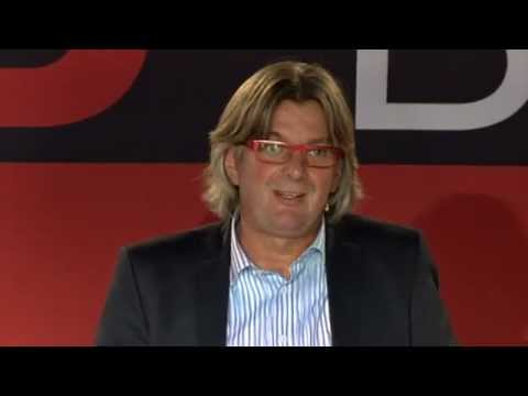 TEDxBinnenhof - Rob Baan - Let's change the way we look at fresh food