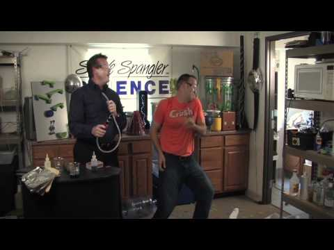 Steve Spangler Science Video Rewind