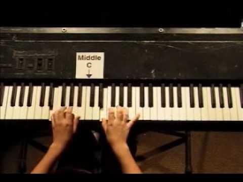 Piano Lesson - Hanon Finger Exercise #24