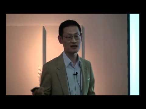 TEDxGangnam- hyunw ungjae - My life is check-in world